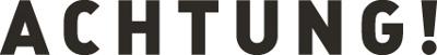 Achtung! press room Logo