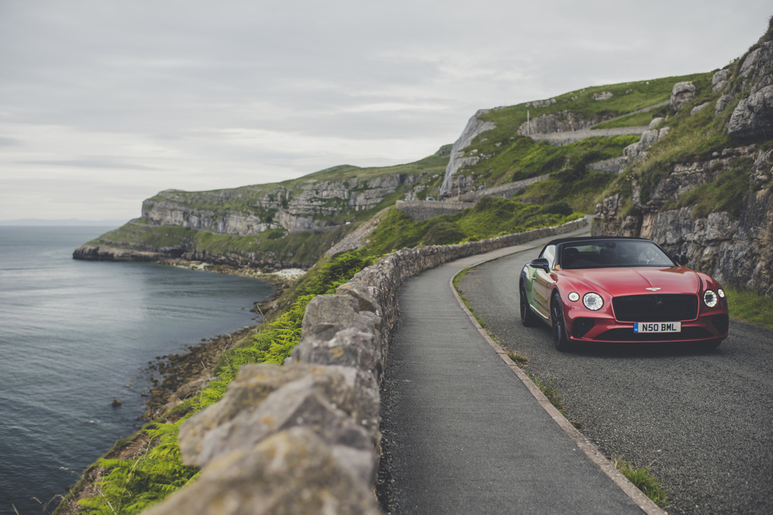BENTLEY PLEDGES SUPPORT FOR RISING PHOTOGRAPHY TALENT THROUGH DEBUT IAP AWARDS SPONSORSHIP
