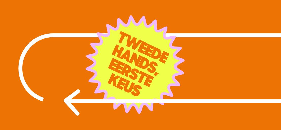Bonka Circus en De Kringwinkel restylen jongeren onder het motto 'Tweedehands, Eerste Keus'