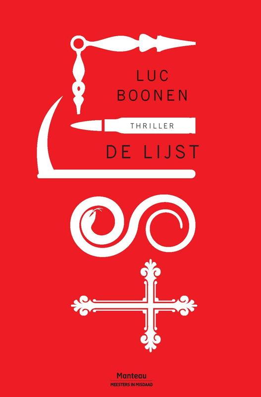 Cover 'De lijst'