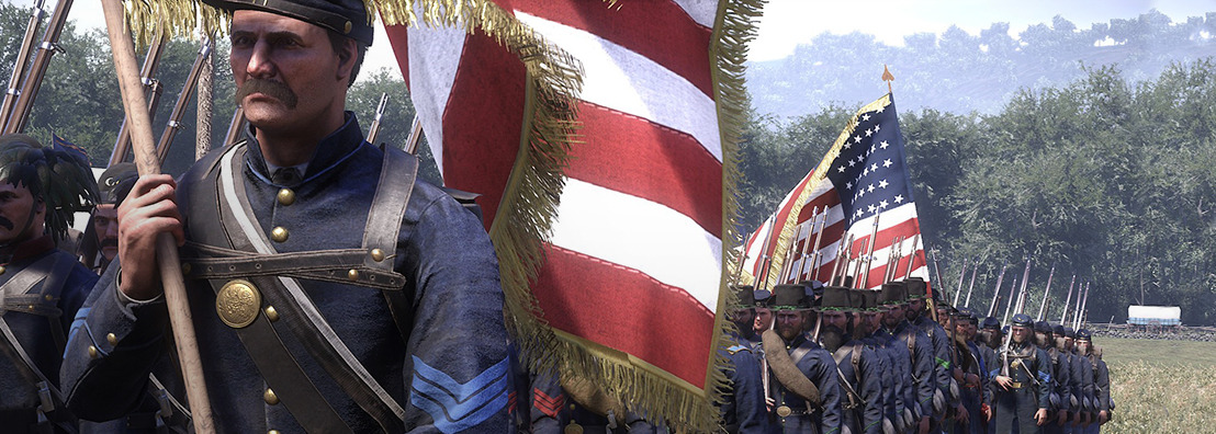 CRYENGINE-powered 150-player American Civil War FPS Now Available on Steam Early Access