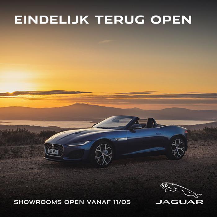 Jaguar Land Rover concessies hervatten verkoopactiviteiten na versoepeling van de COVID-19 voorschriften