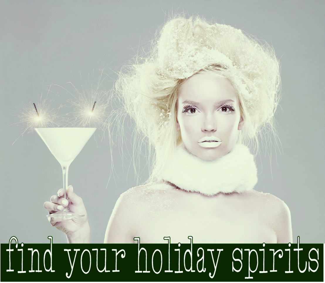 Be our guest for the next Spillian Mythic Catskills Adventure -Find Your Holiday Spirits December 6-8