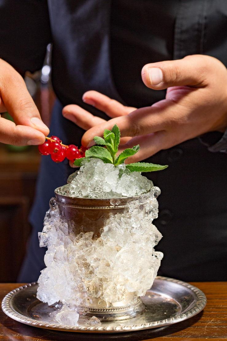 Gin Lounge, Grand Hotel Fasano (Gardone, Brescia)