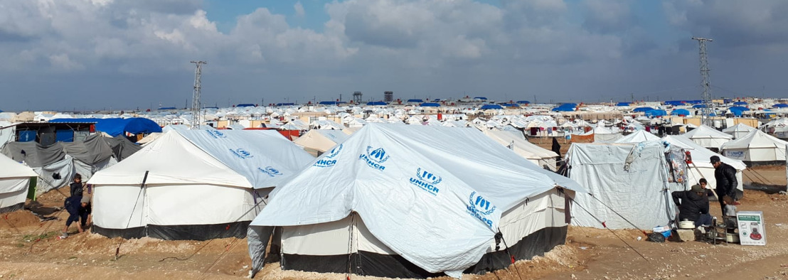 Syria: Women and children continue to suffer in Al Hol camp