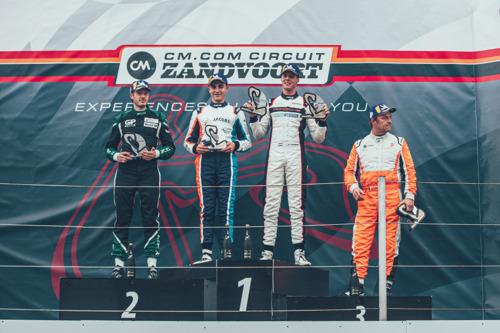 Porsche Sprint Trophy Benelux : de Wilde champion, victoires pour van Eijndhoven et Troost