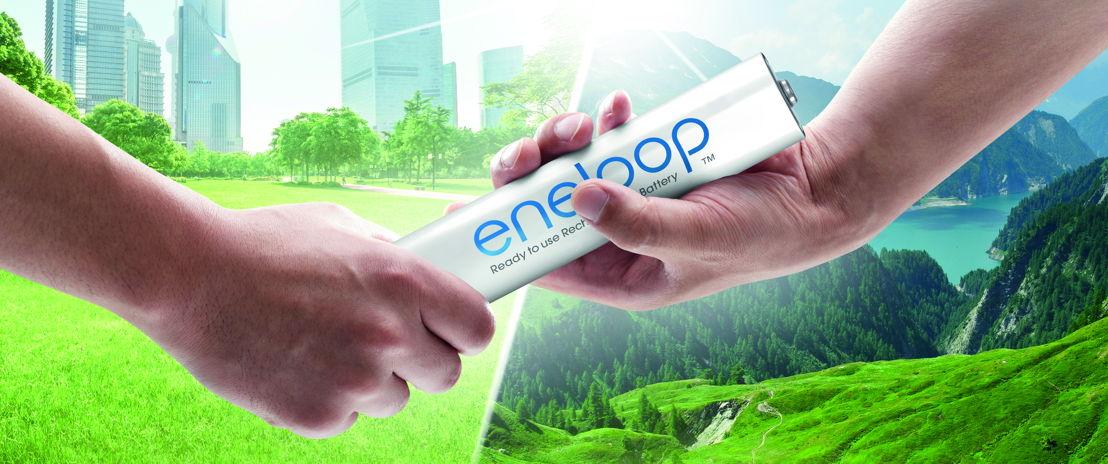 eneloop ambassadors' tour - relay tour