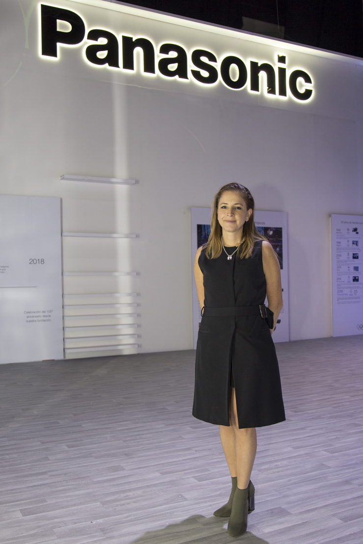 Zara Ochoa, Panasonic de México