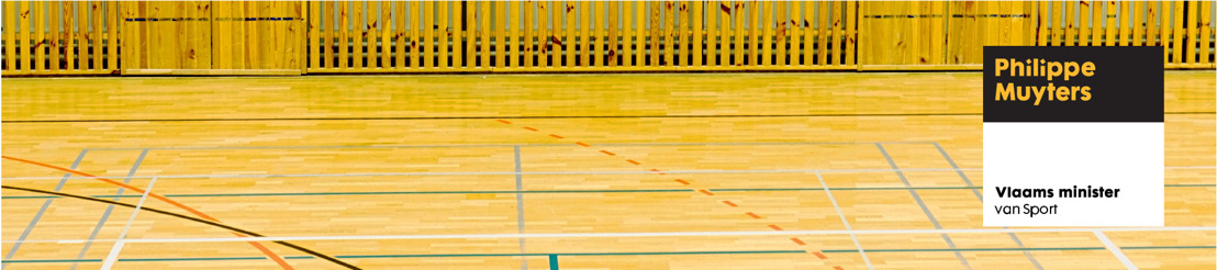 87 scholen krijgen steun om hun sportinfrastructuur open te stellen
