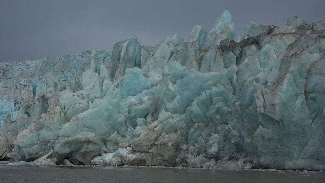 Glacier, northern Norway
