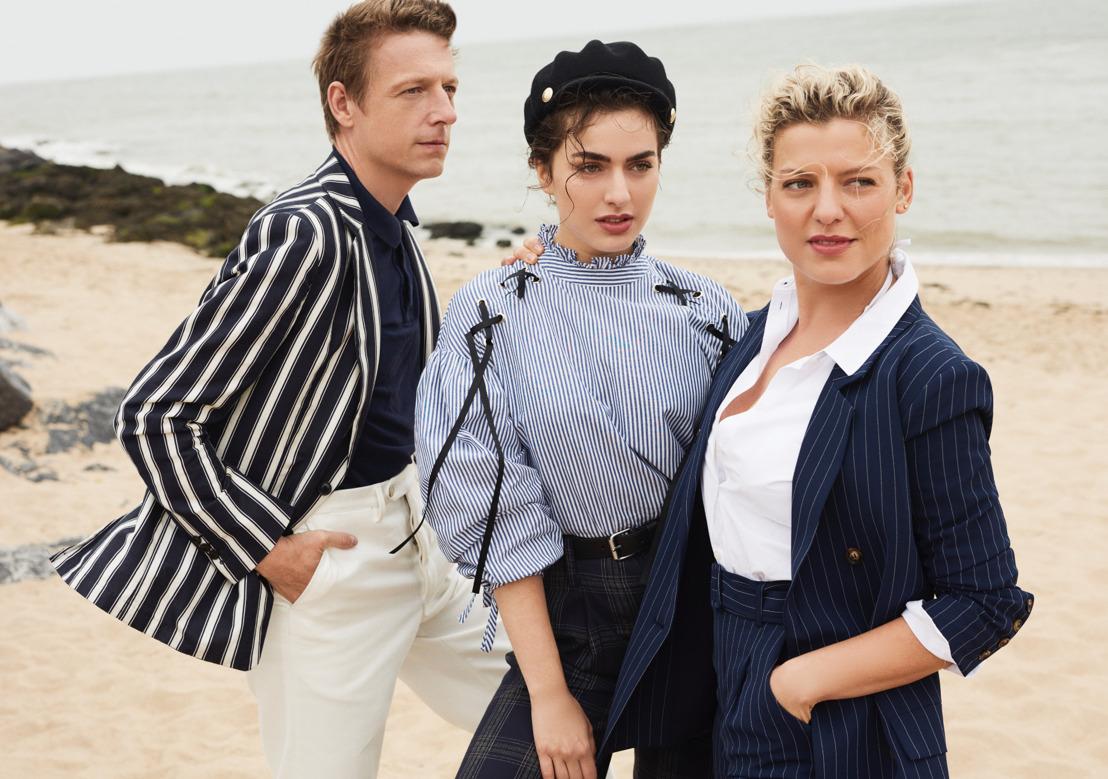 Olga & Ella Leyers en Bent Van Looy ambassadeurs voor nieuwe editie #MODEinOOSTENDE