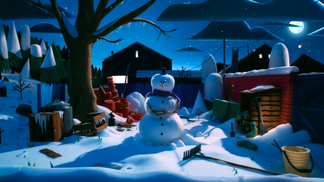 mortierbrigade presents its Christmas campaign for the Belgian National Lottery