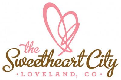 Loveland, Colorado Valentine press room Logo