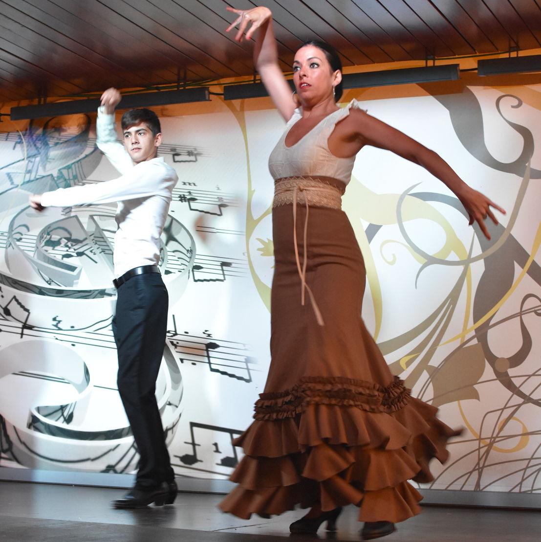 Spanish culture - Flamenco dancing.