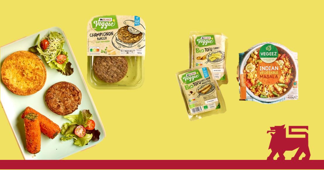 Le marché des produits végétaliens et végétariens atteint sa maturité