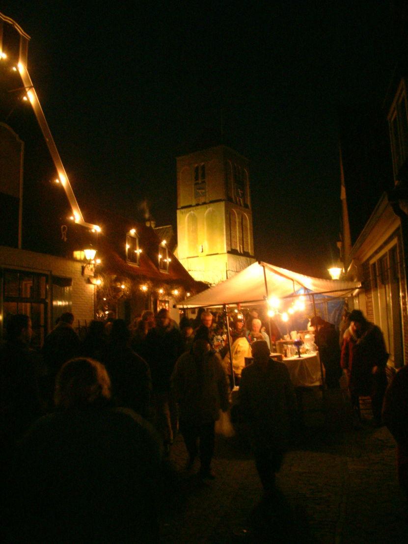 Kerstmarkt Oosterend (Texel)