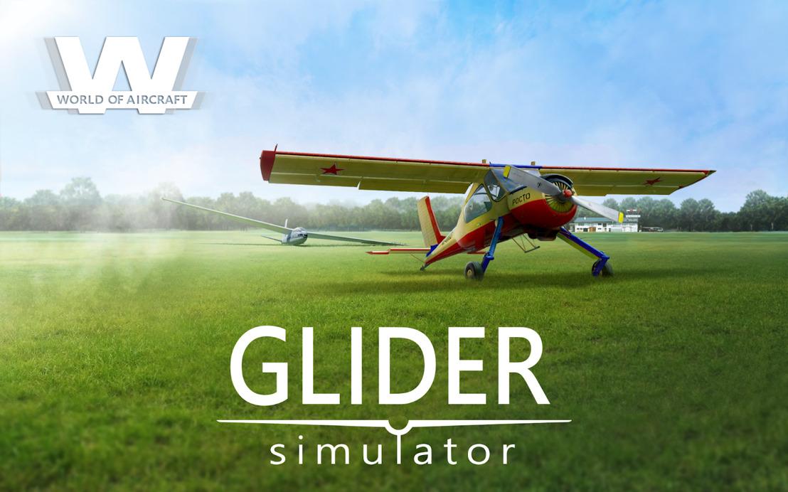 Aerosoft Launches a New Casual Flight Simulator Series with World of Aircraft: Glider Simulator