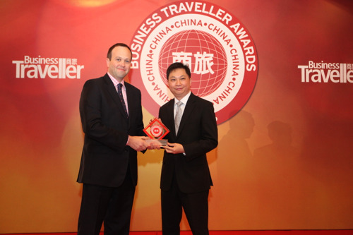Cathay Pacific named 'Best Asian Airline Serving China' at 2014 Business Traveller China Awards