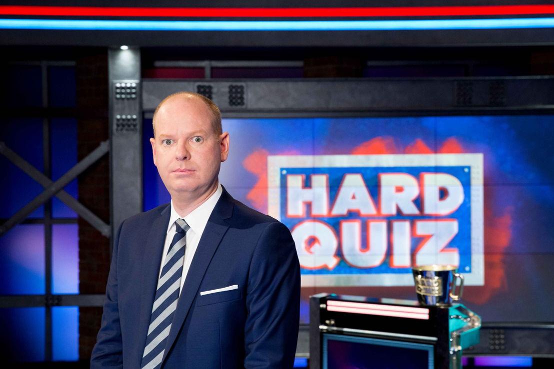 Hard Quiz S3 host Tom Gleeson