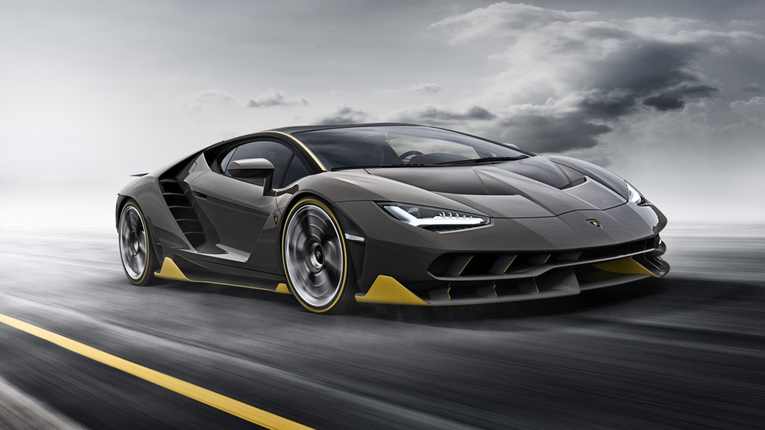 De Lamborghini Centenario