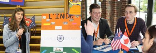 140 élèves belges et français participeront à un Climate Challenge XXL durant la COP25