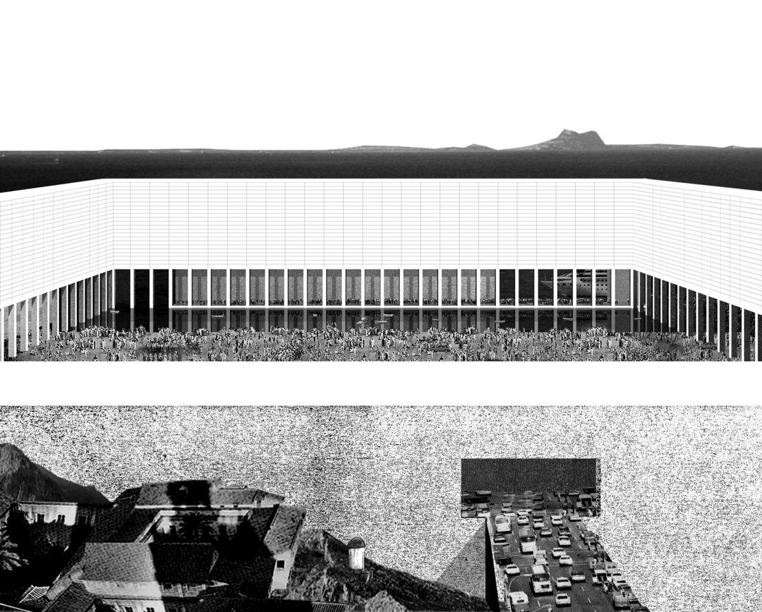 500jaarUtopia - Stad en Architectuur - EUtopia Mogelijkheid van een eiland
