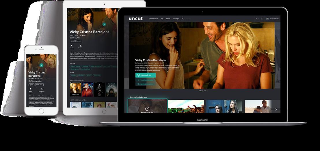 Voice et UnCut : lancement du plus grand catalogue en ligne de cinema indépendant en illimité