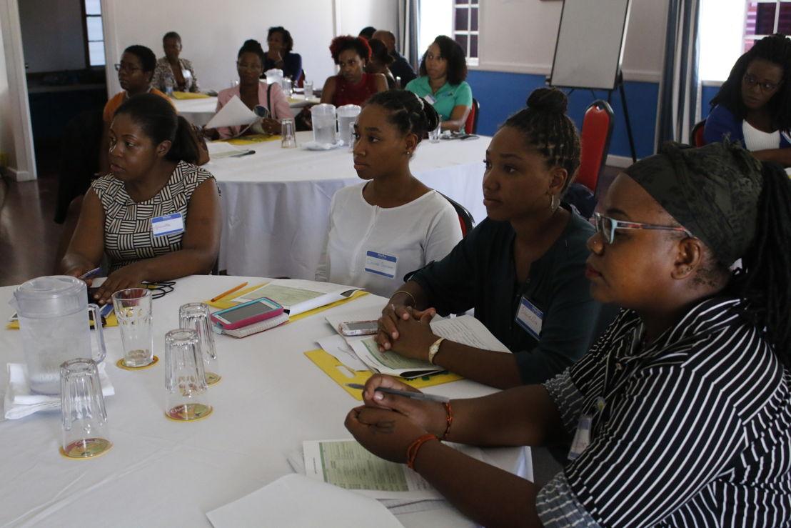 Participants attend Idea Generation Session.
