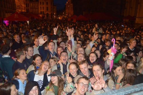 Dag van de Jeugdbeweging speelt, ook in Leuven