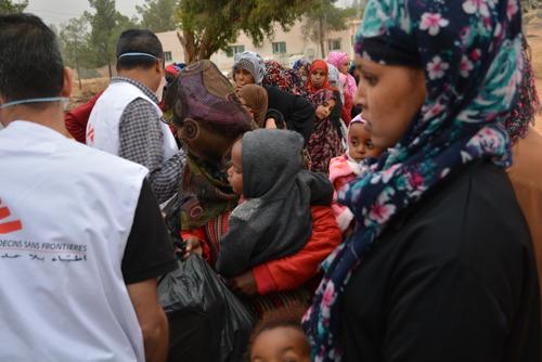 Foto's: Libië: Uit het oog, uit het hart