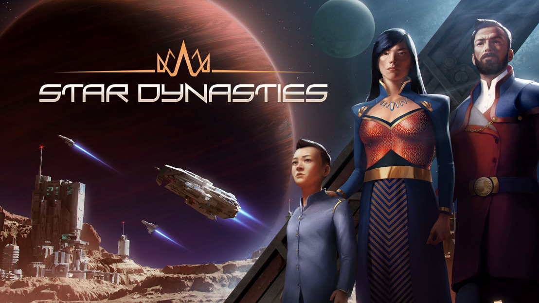 New Trailer + March 16 PC Release for Star Dynasties in Early Access