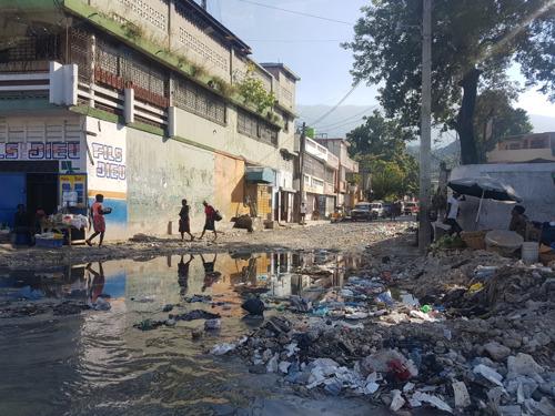 10 Jahre nach dem Erdbeben auf Haiti: Gesundheitssystem erneut am Rand des Zusammenbruchs