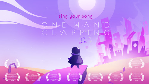 Sing To Win: HandyGames to Publish One Hand Clapping