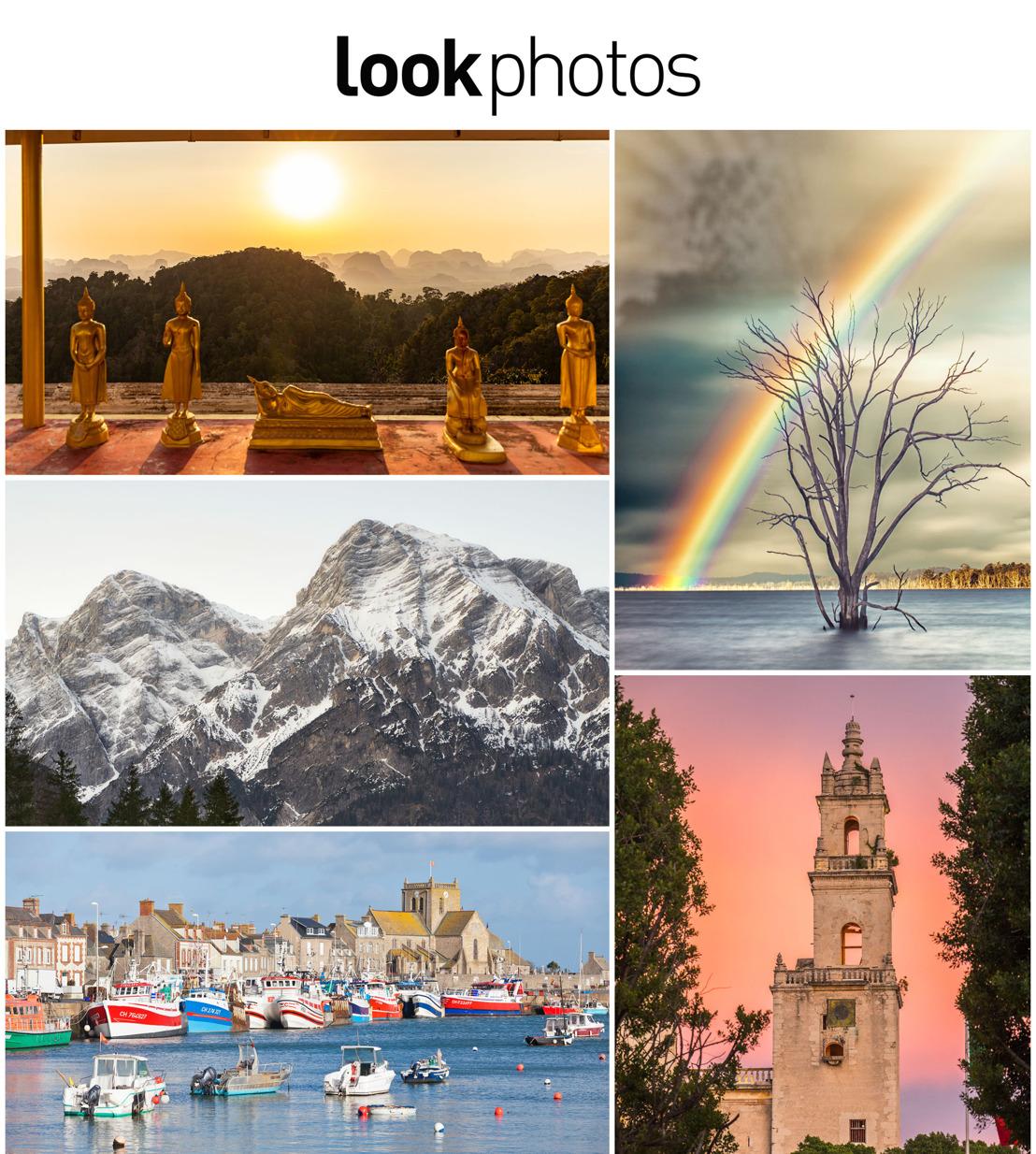 Nouveautés chez lookphotos