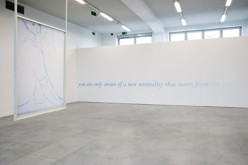 Vue de l'exposition Jimmy Robert. A clean line that starts from the shoulder au M – Museum Leuven<br/>Courtesy Jimmy Robert, Galerie Diana Stigter Amsterdam &amp; Tanya Leighton Gallery Berlin. Photo: Dirk Pauwels