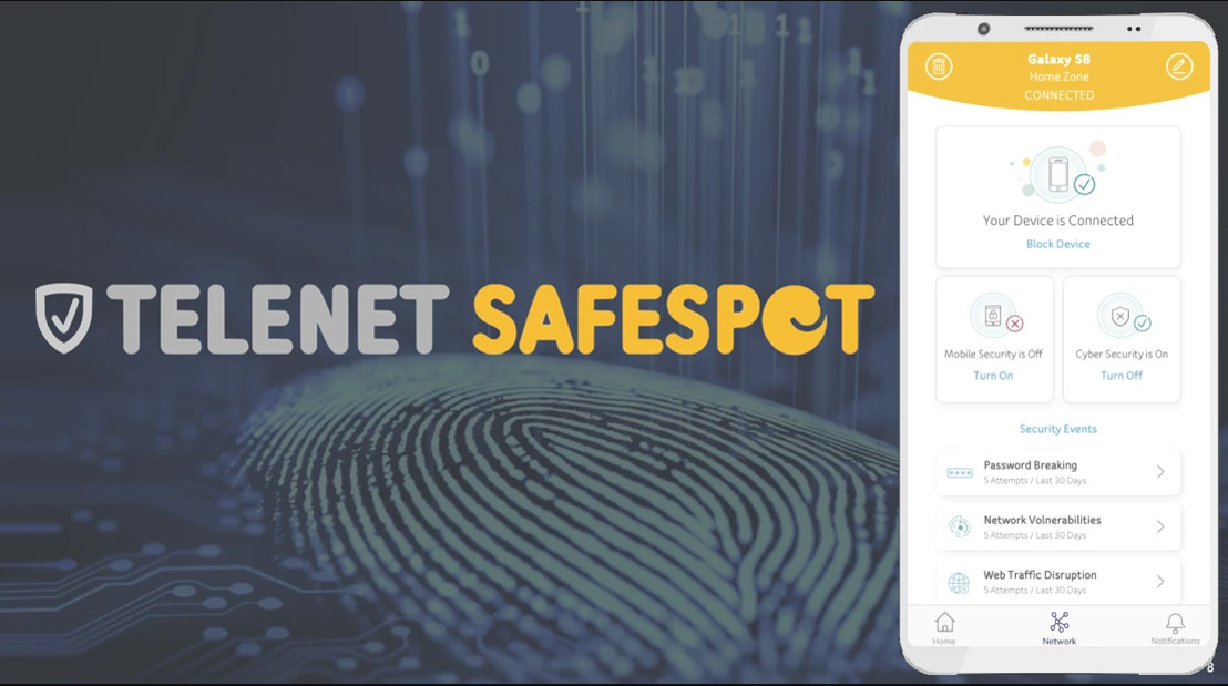 Telenet closes loopholes to prevent cyber criminals from entering your home