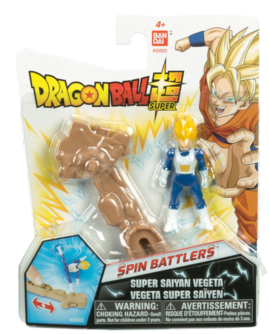 Dragon Ball Spin Battlers Single Pack