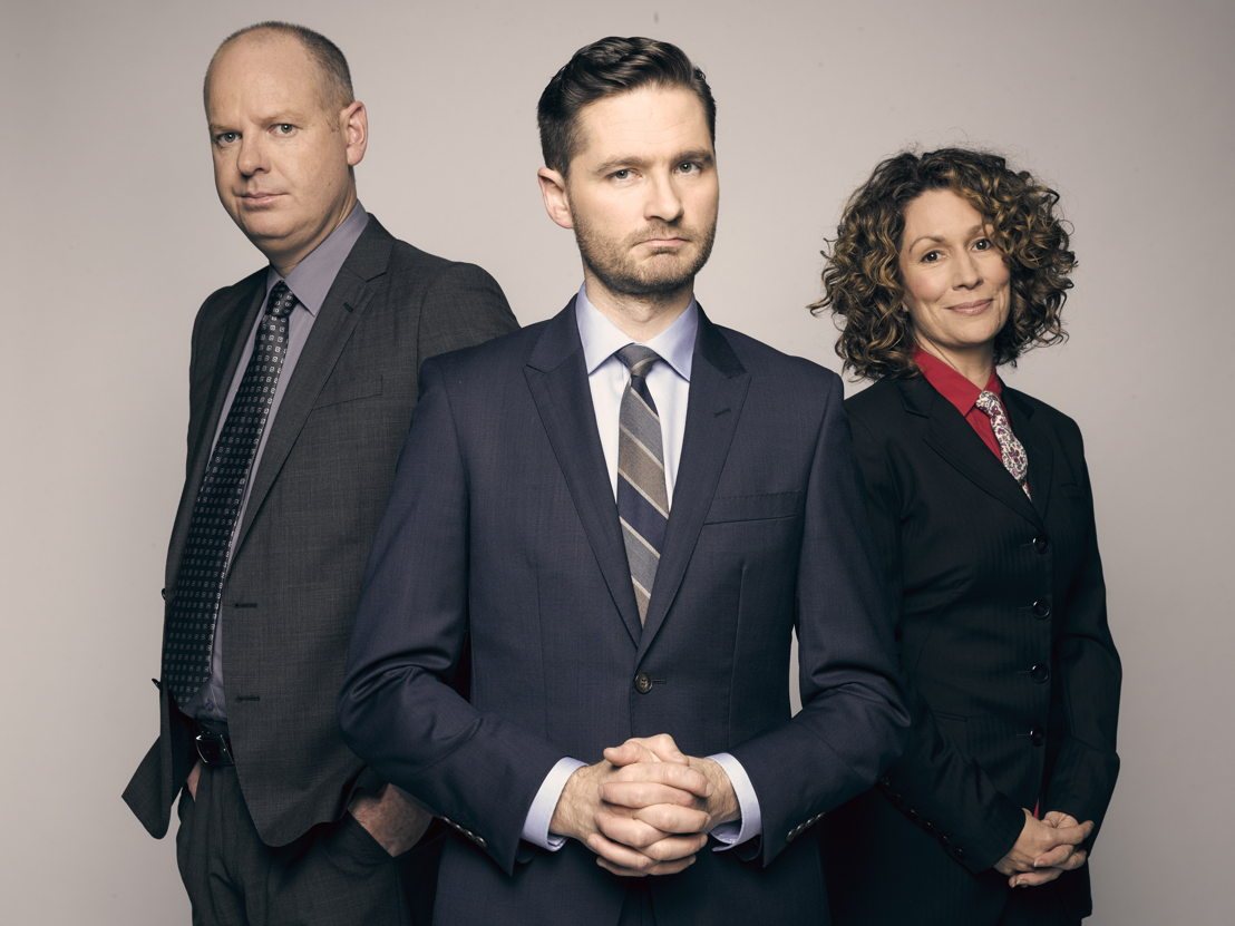The Weekly with Charlie Pickering is nominated for Most Outstanding Entertainment Program