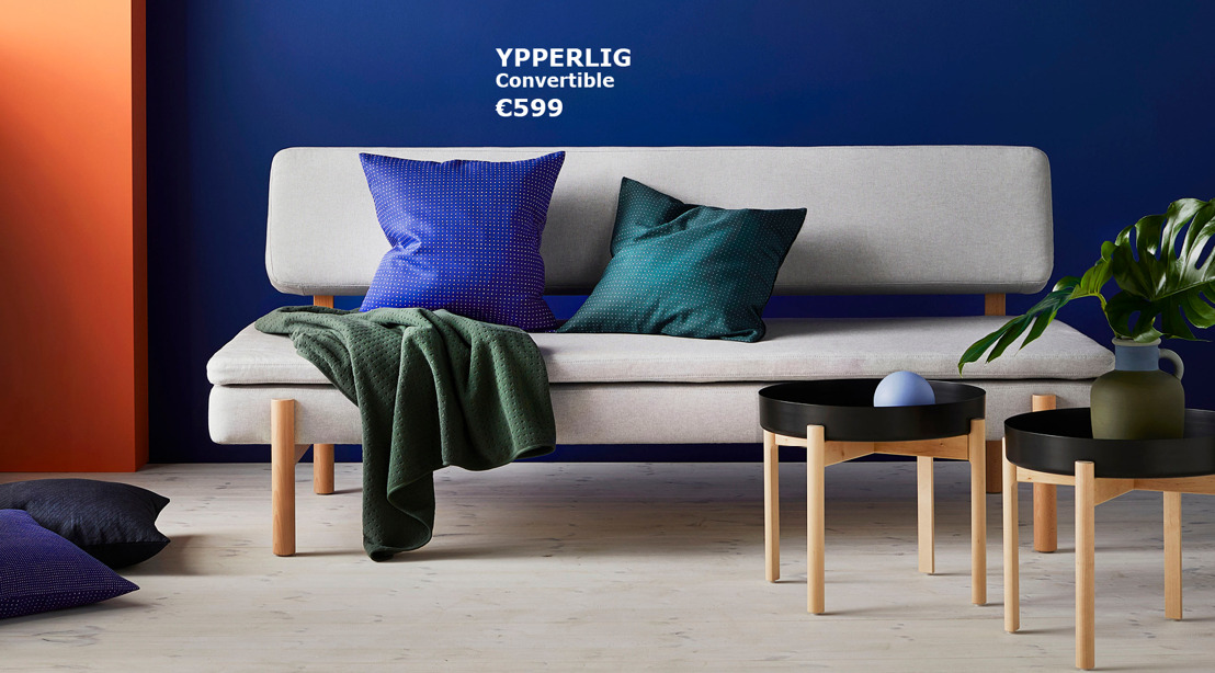 Découvrez le design danois chez IKEA, avec la nouvelle collection YPPERLIG