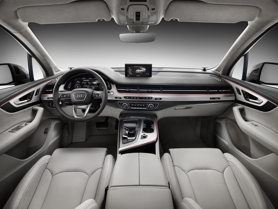 Fascinerende klankbeleving: Audi brengt 3D-sound in de auto