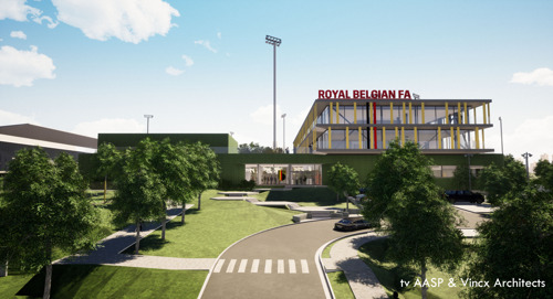 À la veille de son 125e anniversaire, l'Union Belge de Football bâtit son avenir