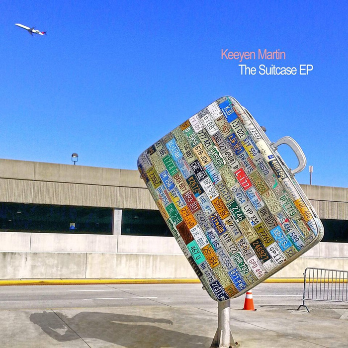 """Keeyen Martin Releases """"The Suitcase EP"""""""