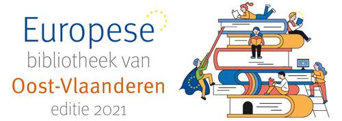 Wie wordt de Europese bibliotheek van Oost-Vlaanderen 2021?