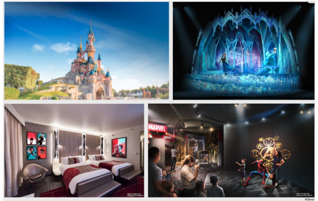 DISNEYLAND® PARIS MEDIA EXPO: ontdek het uitzonderlijke programma dat Disneyland® Paris in petto heeft voor 2020 en verder... !