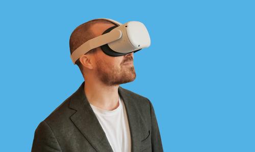 Preview: Oprichter Gentse start-up ontwikkelt VR-technologie voor mensen met spraakstoornis