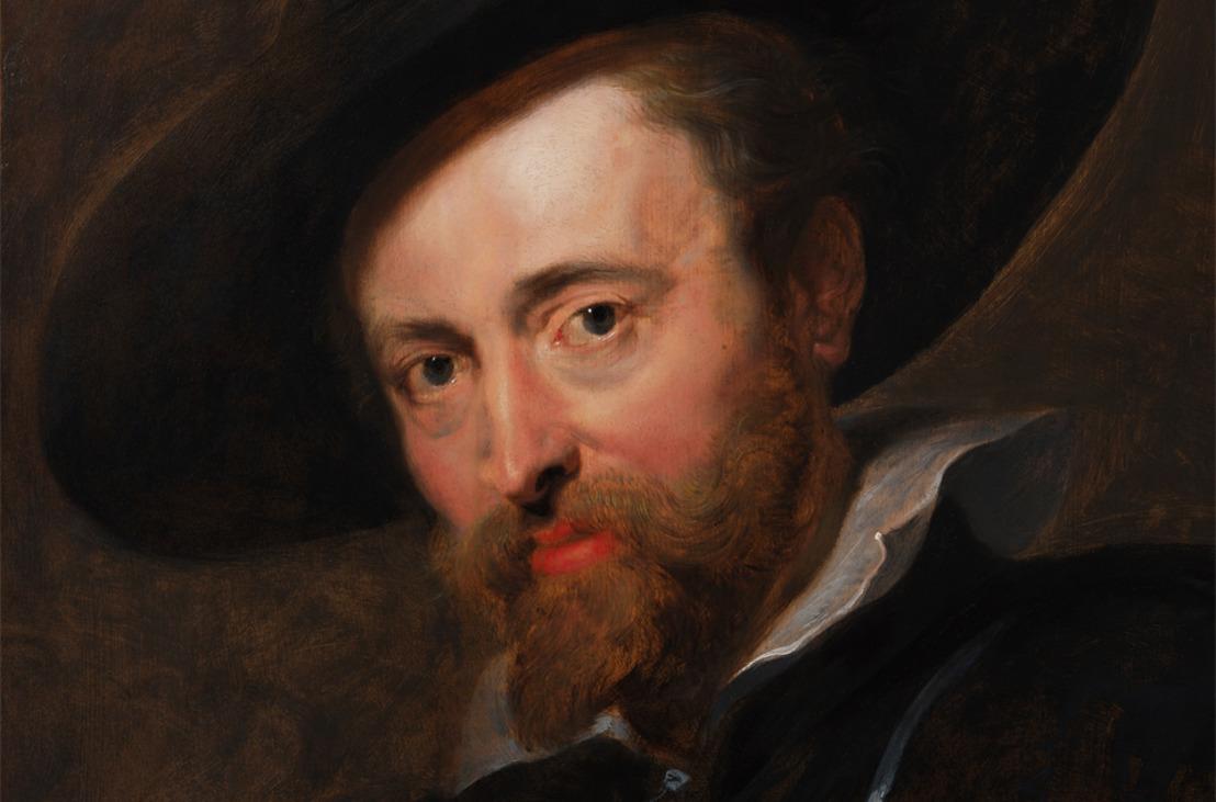 Rubenshuis viert terugkeer gerestaureerd Zelfportret met groot volksfeest op 21 april