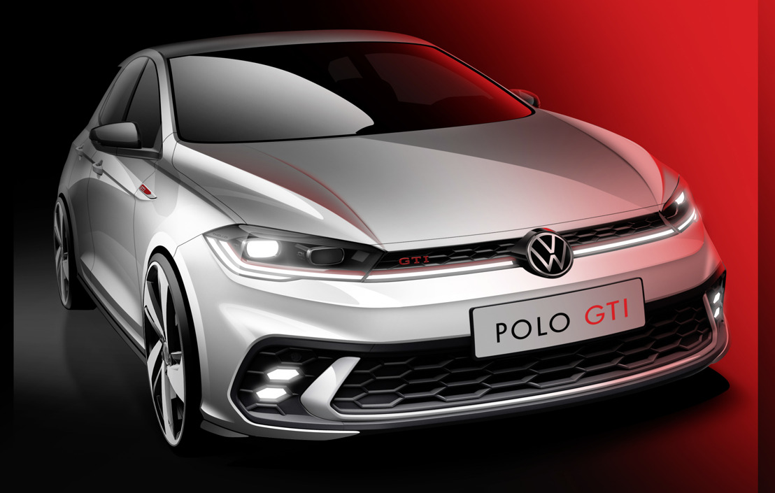 The new Polo GTI in the starting blocks