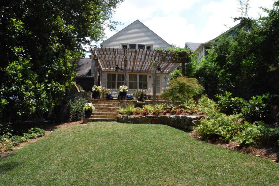 Pike Nurseries Landscape Design & Installation Team project