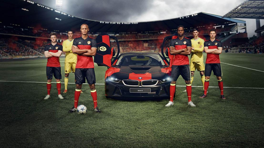BMW en Air laten de Rode Duivels wachten