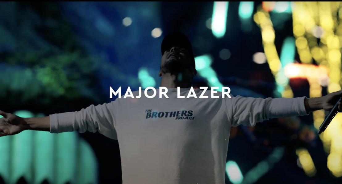 Countdown to Tomorrowland 31.12.2020 with Major Lazer
